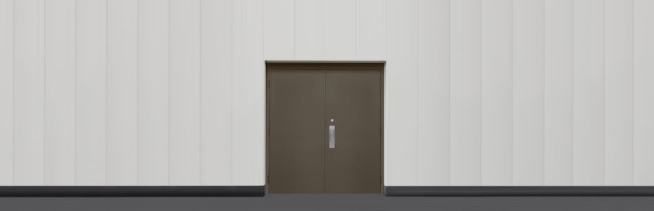 Extreme Duty UL Fire Rated Doors