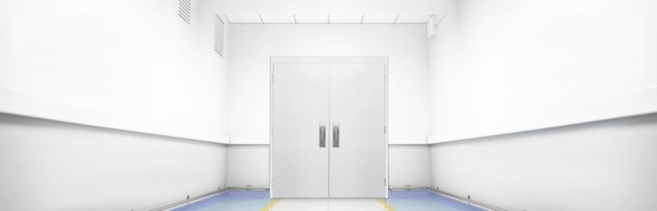 Pharmaceutical Duty Doors